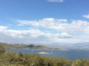 Desert Lakes