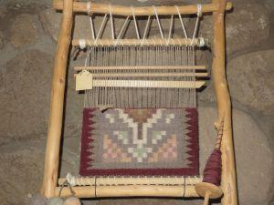 Navajo loom