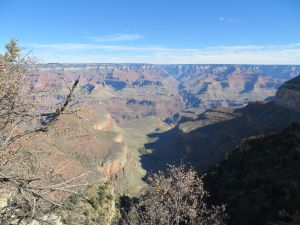 Outdoors Grand Canyon