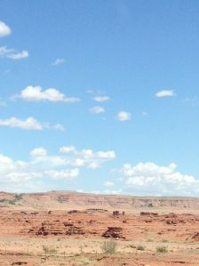 South of Kayenta