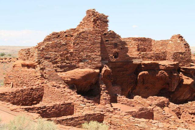 Built of Stone Wupatki