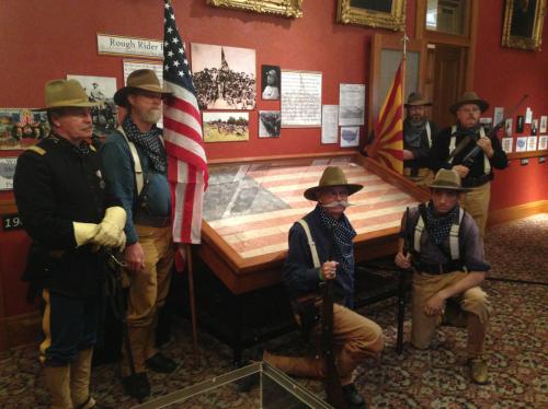 Courtesy of the Arizona Capitol Museum