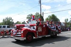 4th Fire truck-1