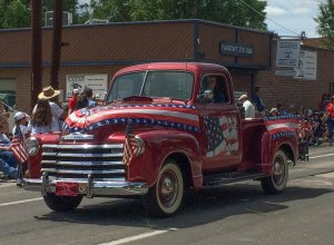 4th God Bless America truck-1